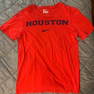 Houston Nike shirt